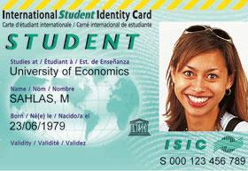 Īpašais piedāvājums ISIC kartes īpašniekiem