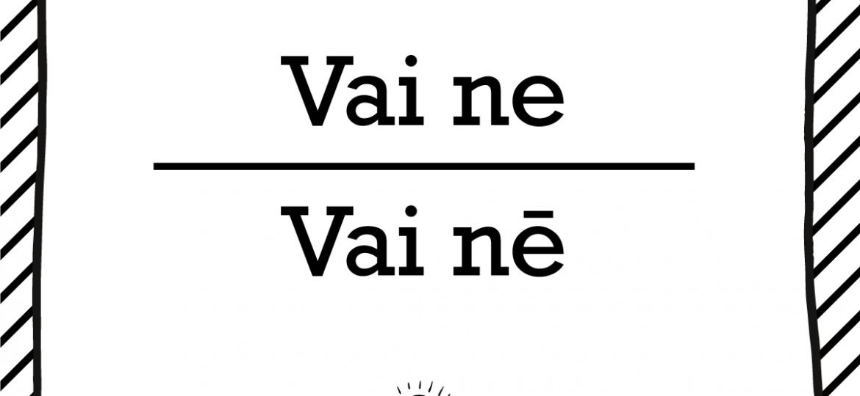 """Skrivanek Baltic valodas padoms """"Vai ne"""" pret """"Vai nē"""