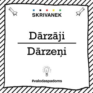 """Skrivanek Baltic valodas padoms """"Dārzāji"""" pret """"Dārzeņi"""""""