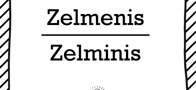 "Skrivanek Baltic valodas padoms ""Zelmenis"" pret ""Zelminis"""