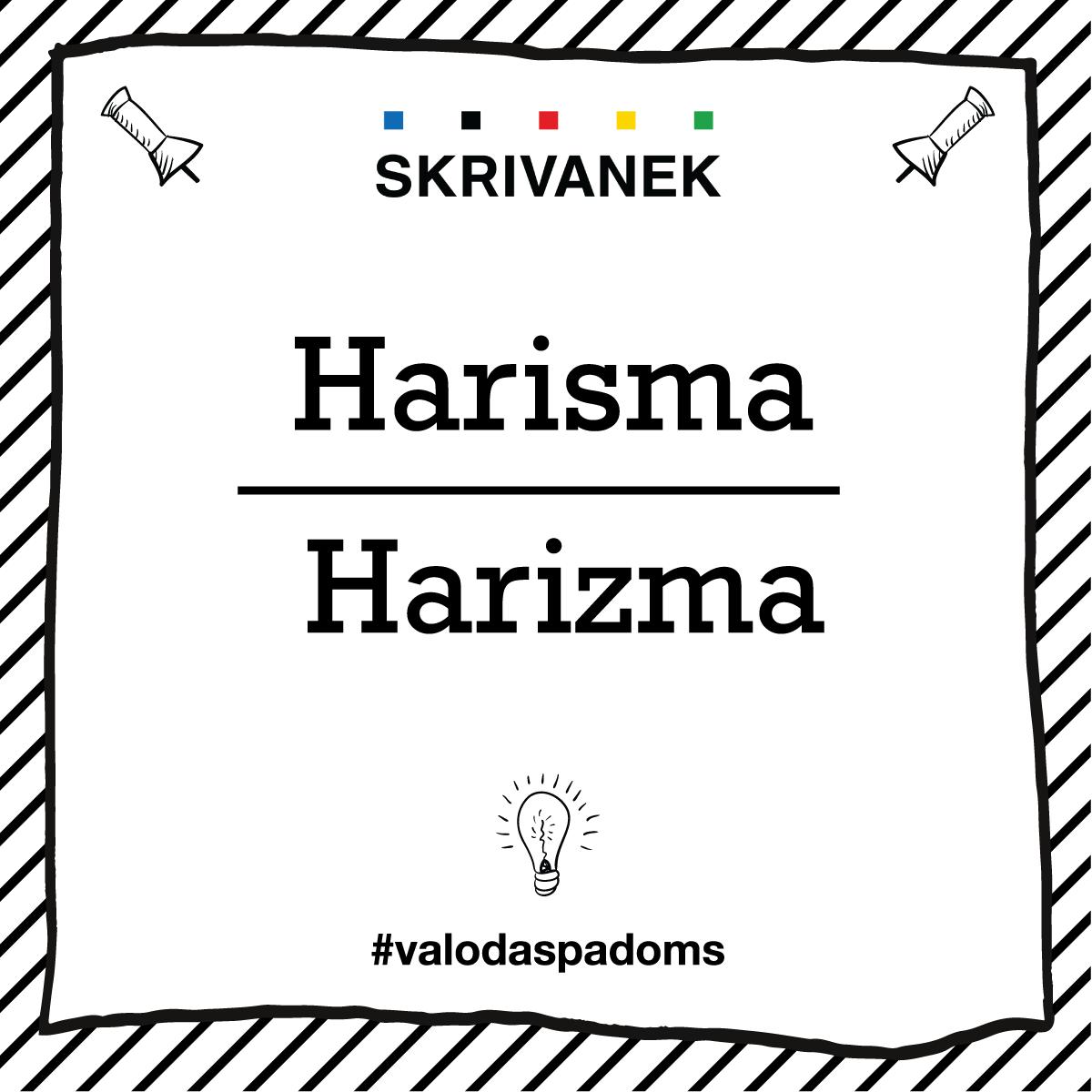 "Skrivanek Baltic valodas padoms ""Harisma"" pret ""Harizma"""