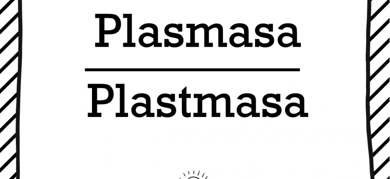 """Skrivanek Baltic valodas padoms """"Plasmasa"""" pret """"Plastmasa"""""""