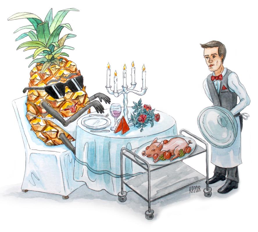 """Skrivanek valodas pērle - """"Franči ēdiena gaumē"""""""