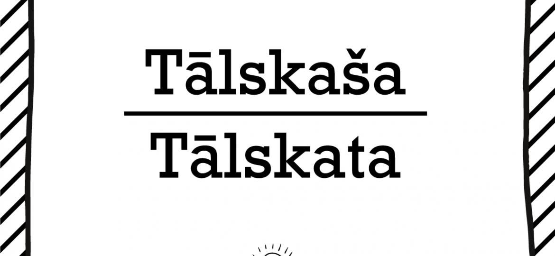 """Skrivanek Baltic valodas padoms """"tālskaša"""" pret """"tālskata"""""""