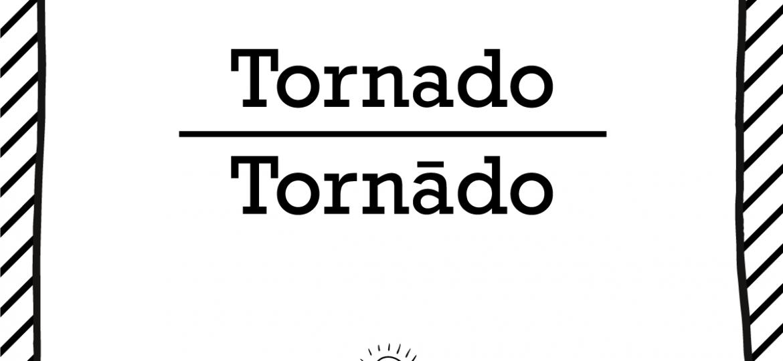 """Skrivanek Baltic valodas padoms """"tornado"""" pret """"tornādo"""""""